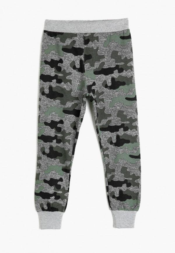 спортивные брюки koton для мальчика, серые