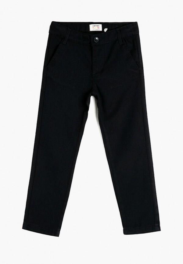 брюки koton для мальчика, черные