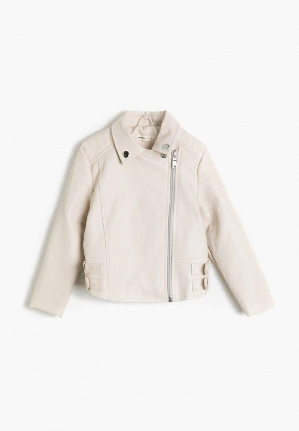 куртка koton для девочки, белая