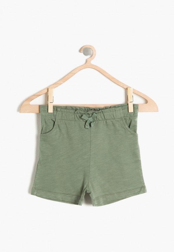 шорты koton для девочки, хаки