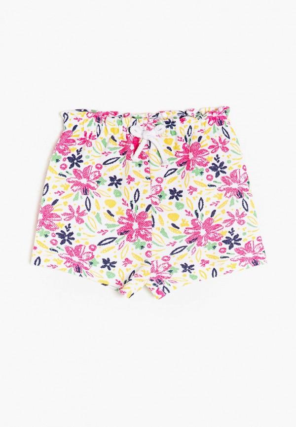 шорты koton для девочки, разноцветные