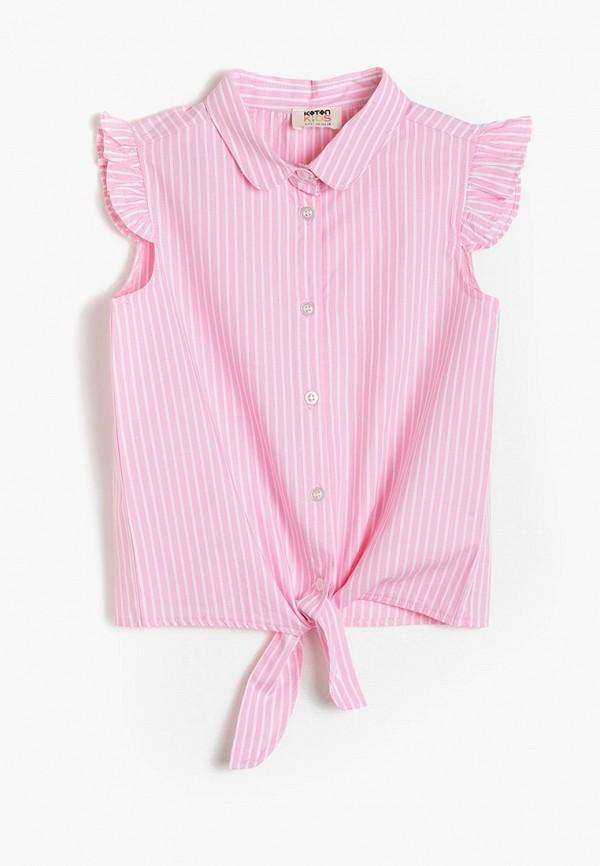 Рубашка Koton Koton 0YKG67816AW розовый фото