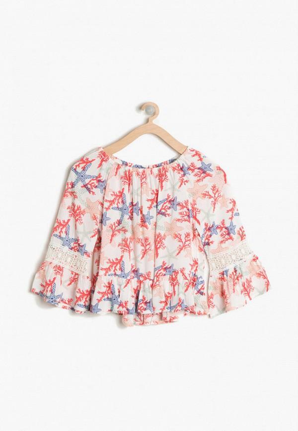 блузка koton для девочки