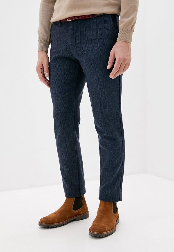 мужские классические брюки koton, синие