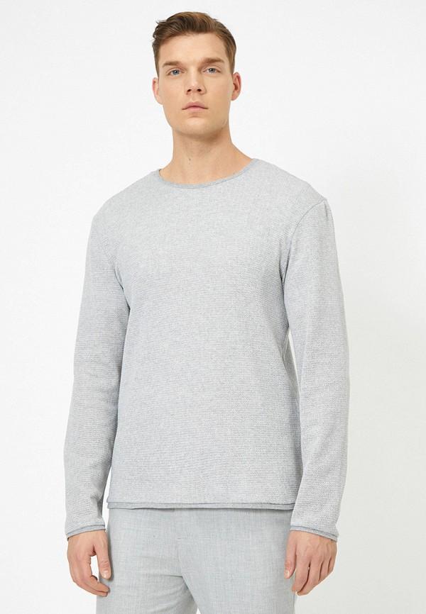 мужской джемпер koton, серый