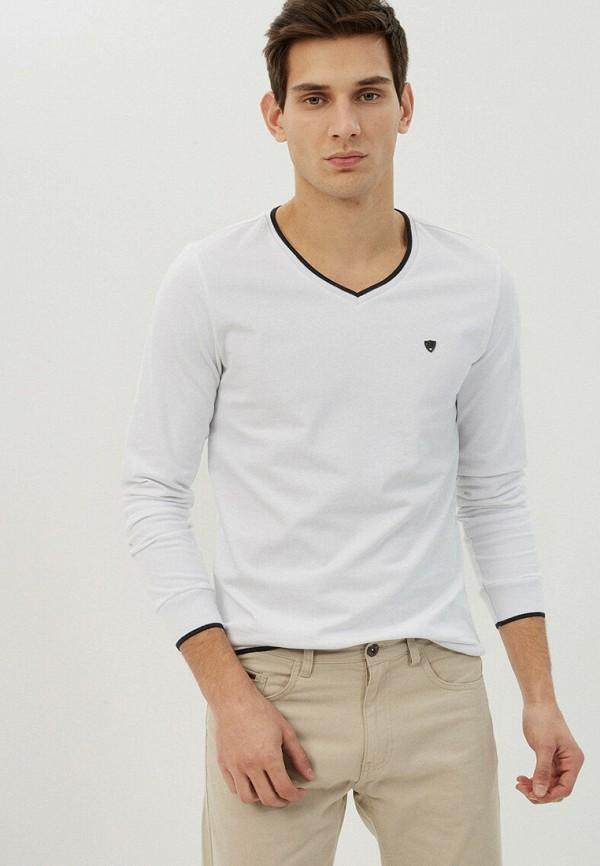 мужской пуловер koton, белый