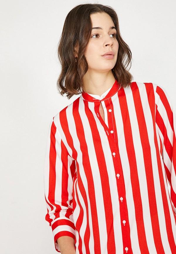 Купить Блуза Koton, ko008ewexsl7, красный, Весна-лето 2019