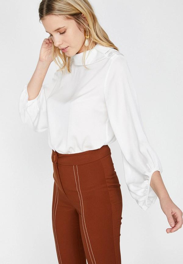 Купить Блуза Koton, ko008ewexsl8, белый, Весна-лето 2019