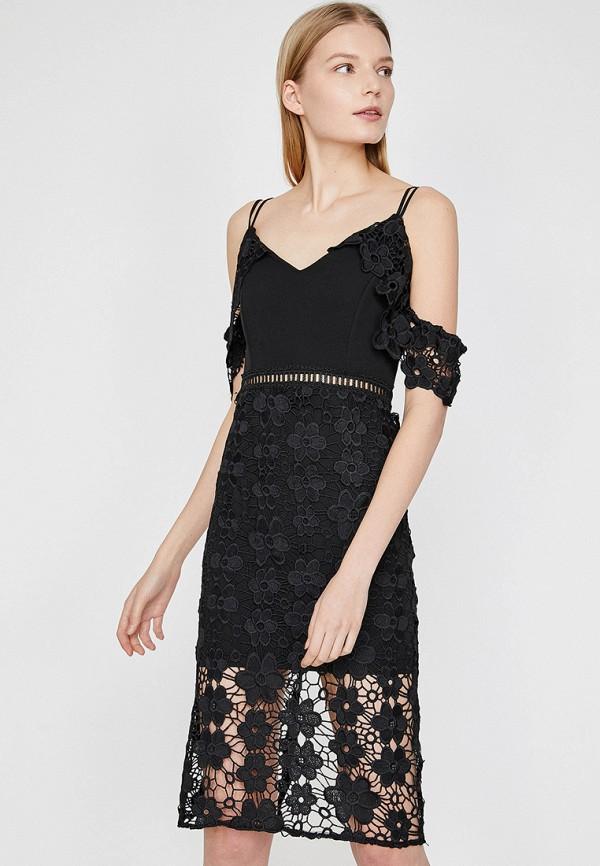 Платье Koton 9YAK84692FK