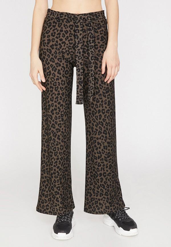 Фото - Женские брюки Koton разноцветного цвета