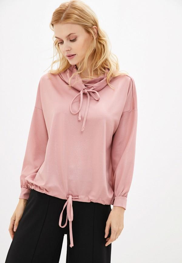 женские худи koton, розовые
