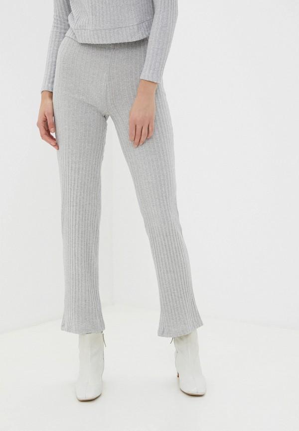 женские повседневные брюки koton, серые