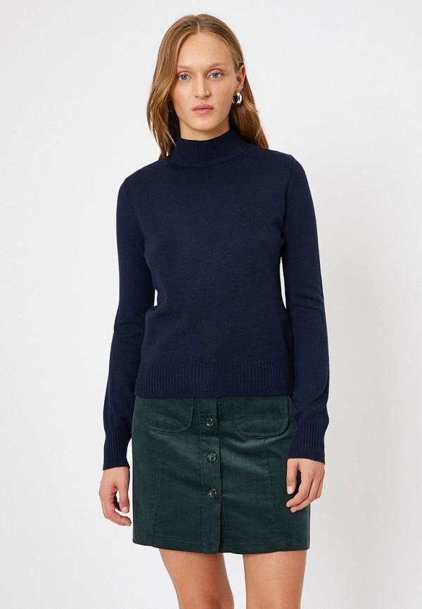 женский свитер koton, синий