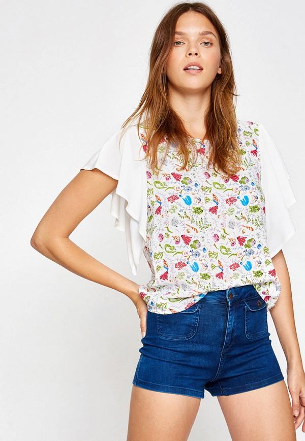Блуза Koton 7YAK66627IW