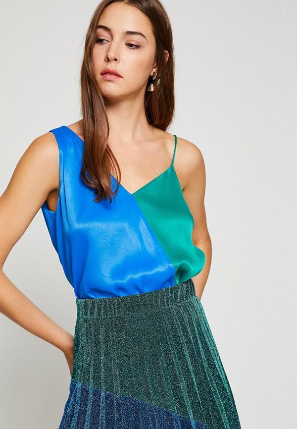 женский топ koton, разноцветный
