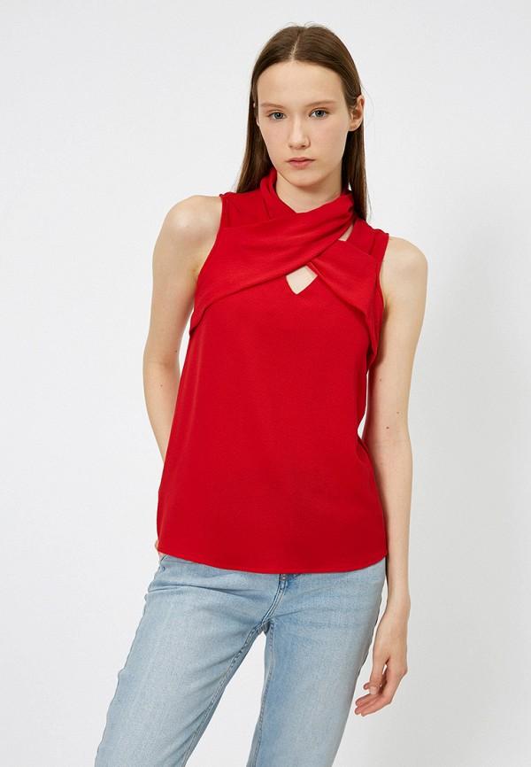 Блуза Koton 8YAK68273PW