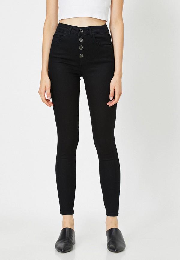 женские джинсы koton, черные