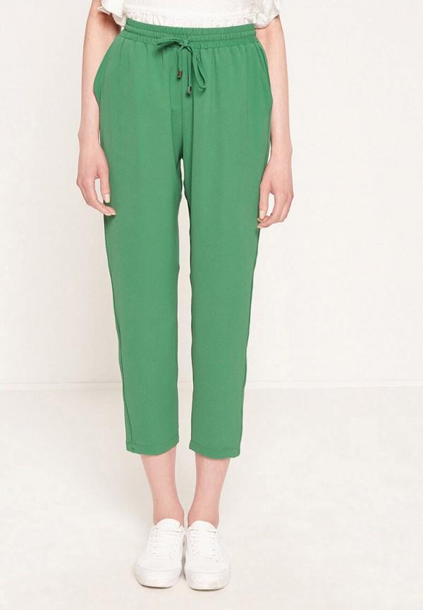 женские повседневные брюки koton, зеленые