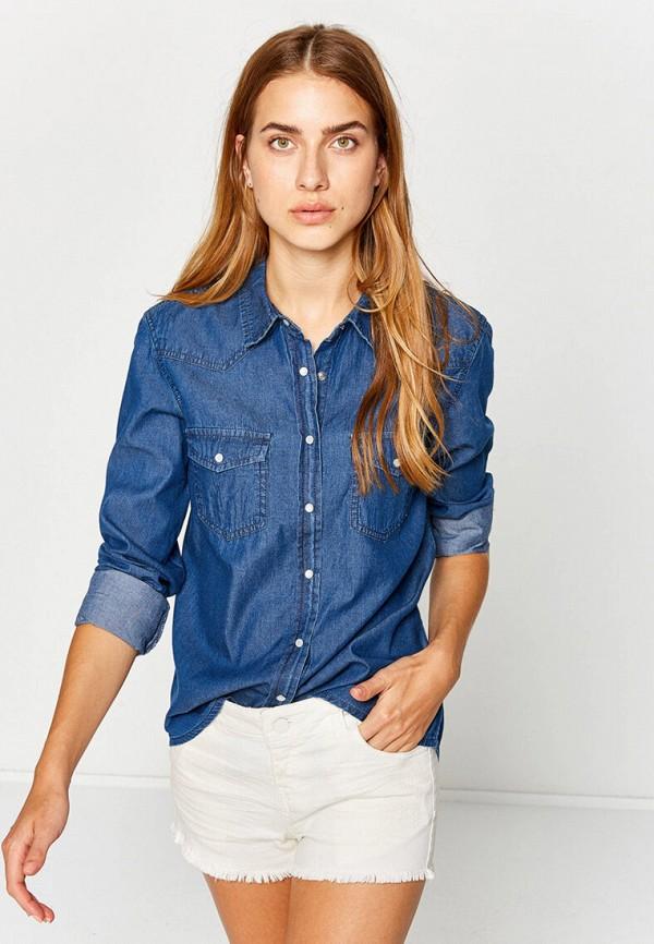 Рубашка джинсовая Lime Lime