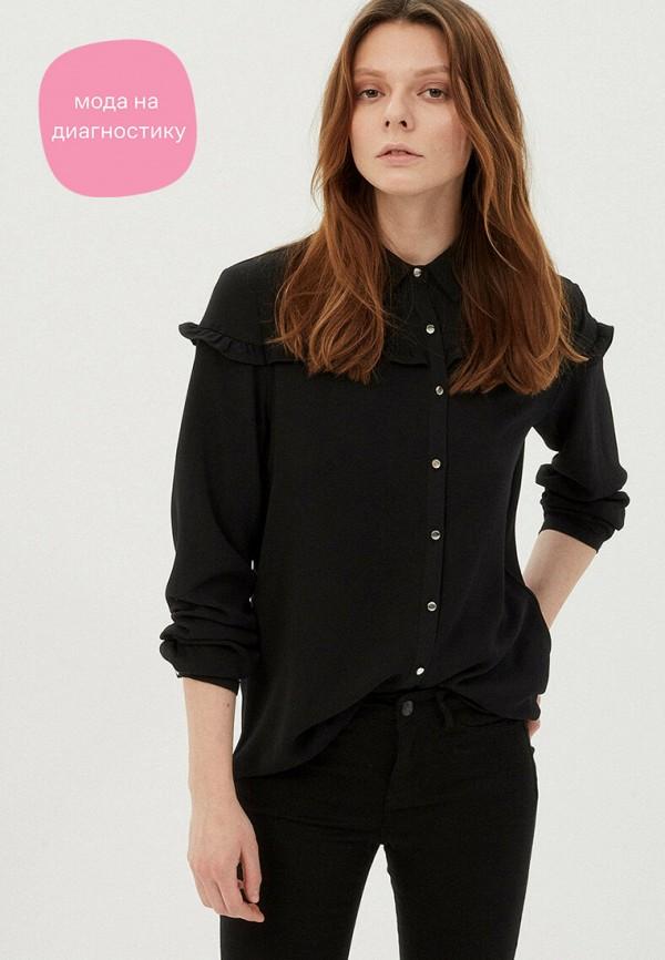 женская блузка koton, черная