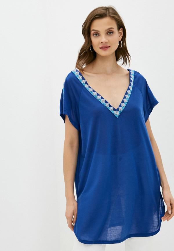 женская блузка koton, разноцветная