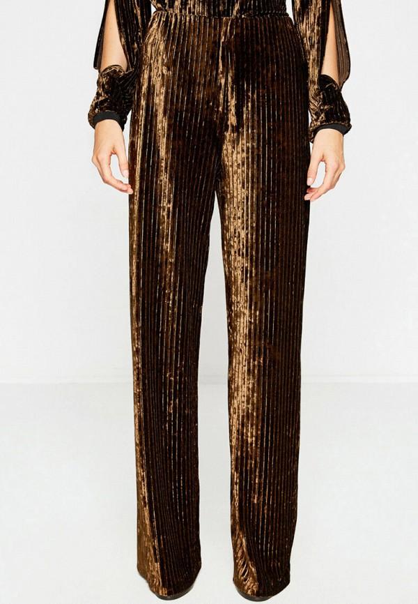 женские брюки koton, хаки