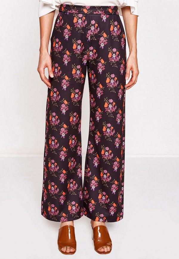 женские повседневные брюки koton, фиолетовые