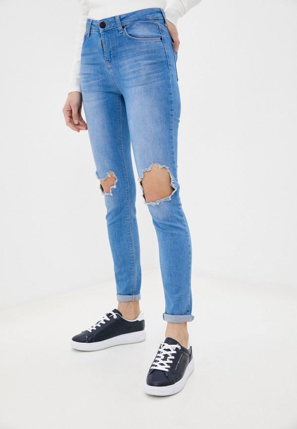 женские джинсы koton, синие