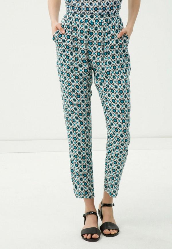 женские брюки koton, синие