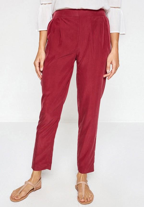 женские повседневные брюки koton, розовые