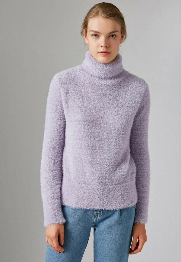 женский свитер koton, фиолетовый