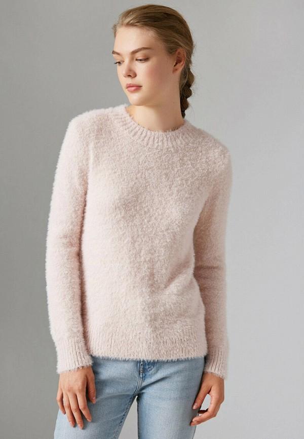 женский джемпер koton, розовый