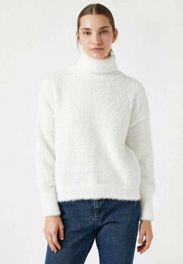 женский свитер koton, белый