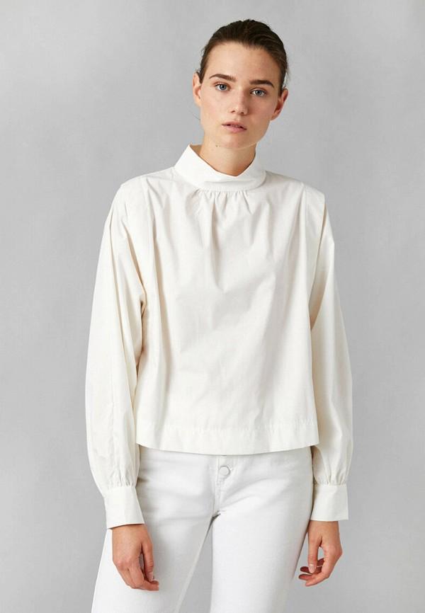 женская блузка koton, белая