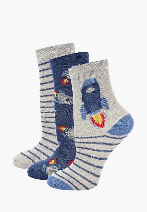 носки koton для мальчика, разноцветные
