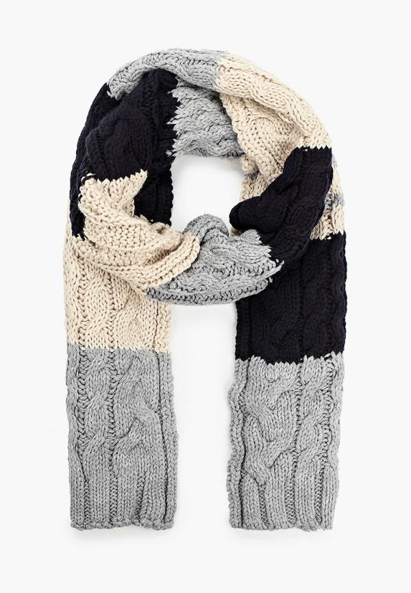 мужской шарф koton, серый