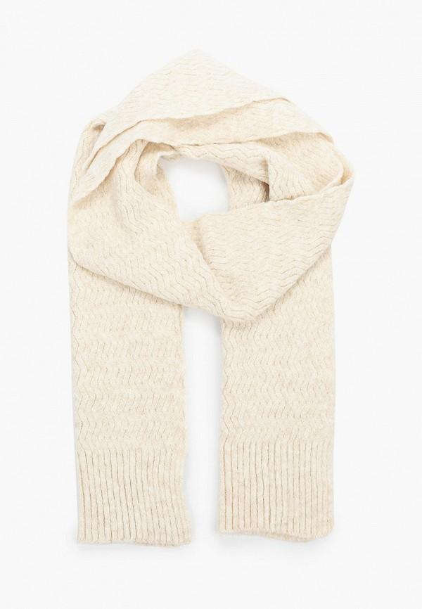 женский шарф koton, бежевый