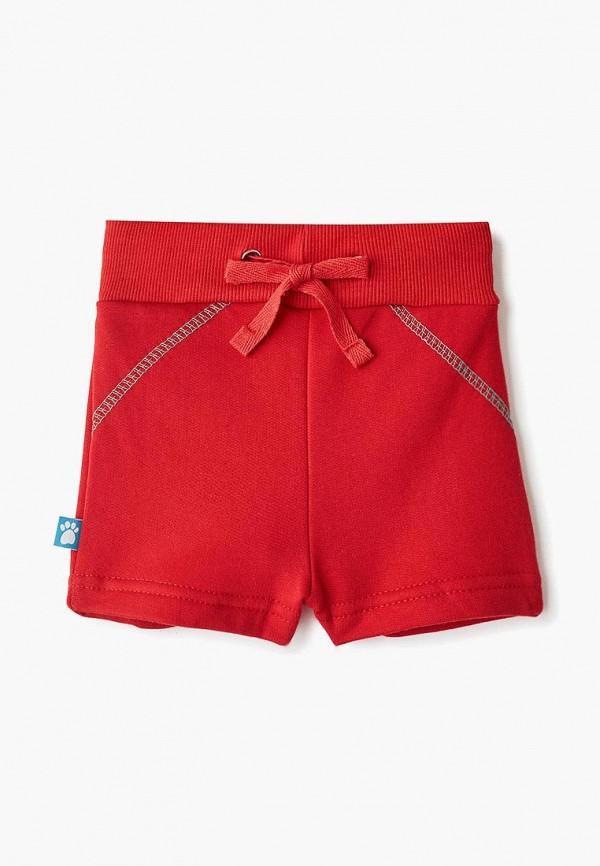 шорты котмаркот для мальчика, красные
