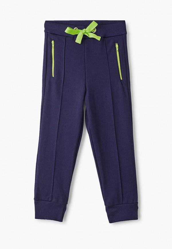 спортивные брюки котмаркот для мальчика, синие