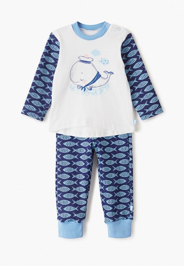 пижама котмаркот для мальчика, синяя