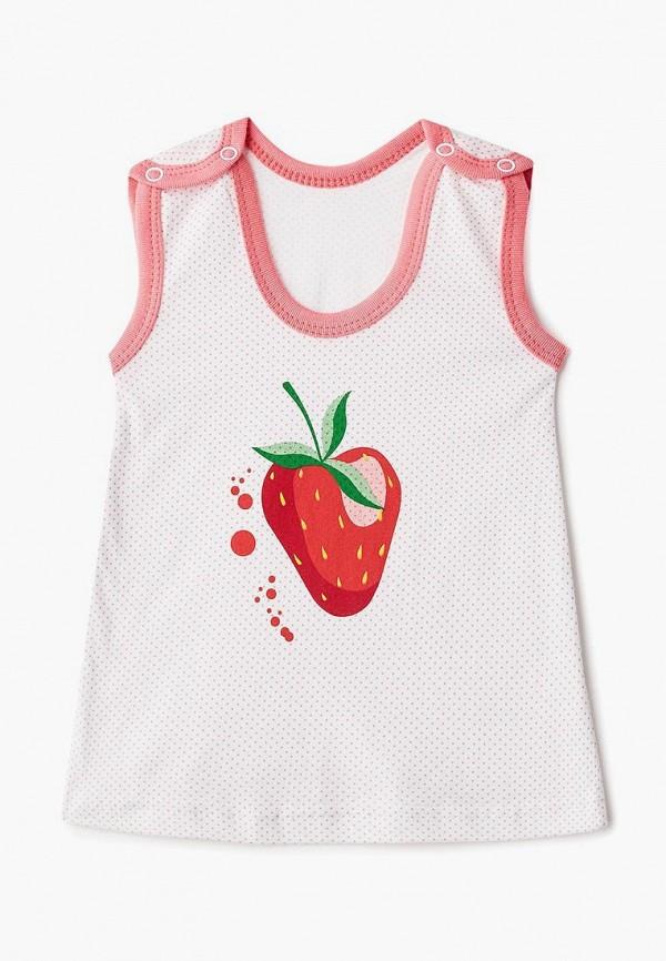 платье котмаркот для девочки, белое