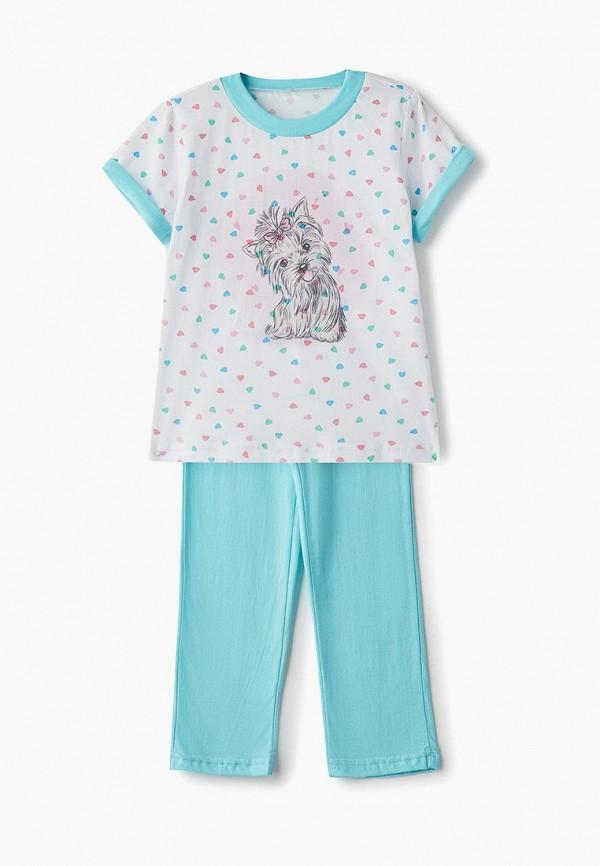 Пижама КотМарКот КотМарКот KO011EGDEHG4 шапочки и чепчики котмаркот чепчик little elephant 8271