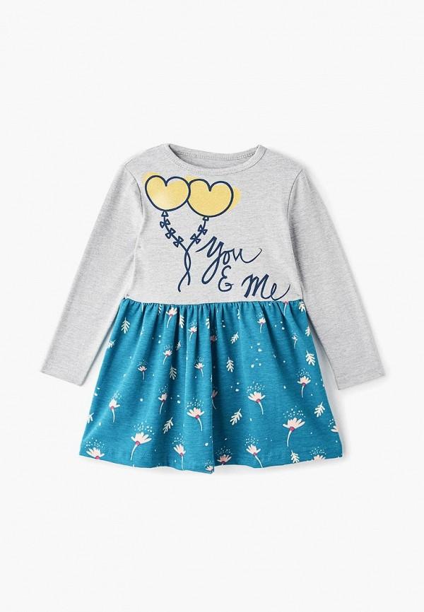 Платье КотМарКот КотМарКот KO011EGDLBA1 шапочки и чепчики котмаркот чепчик little elephant 8271