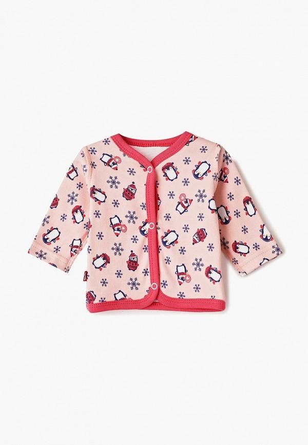 кардиган котмаркот для девочки, розовый