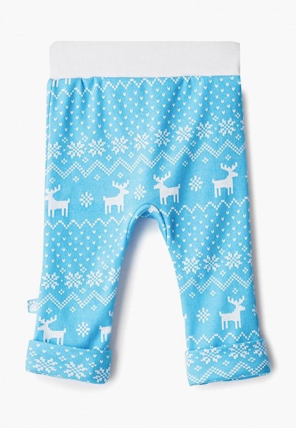брюки котмаркот для девочки, голубые