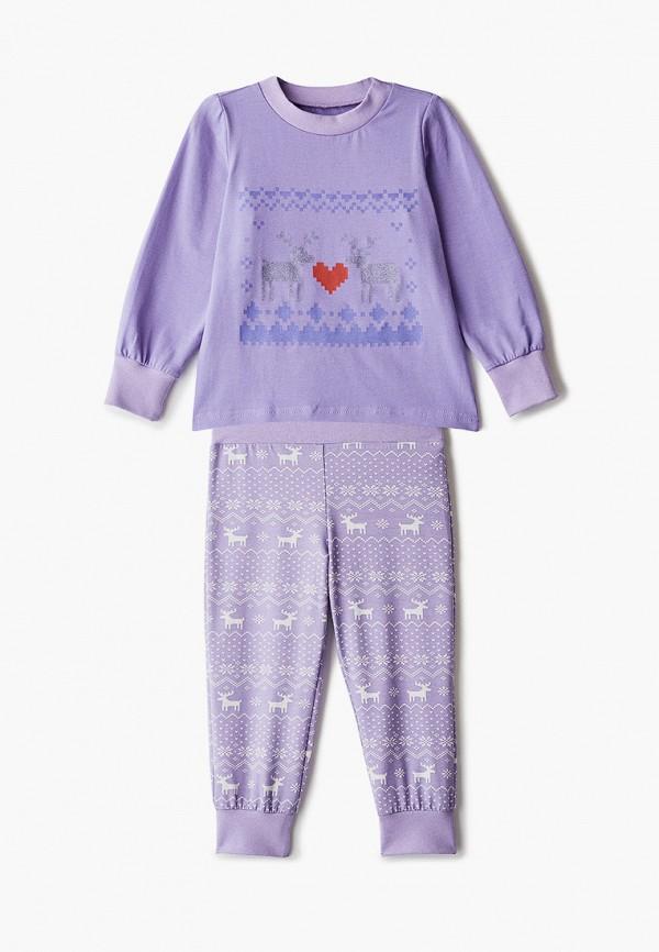 Пижама для девочки КотМарКот 16547