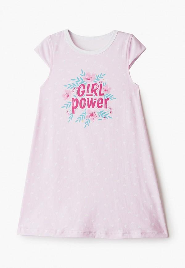 повседневные платье котмаркот для девочки, розовое