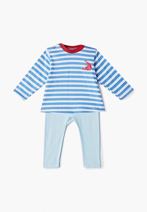 Комплект КотМарКот КотМарКот KO011EKFIGQ4 комплект одежды для мальчика котмаркот кофточка штанишки цвет голубой 2807 размер 62