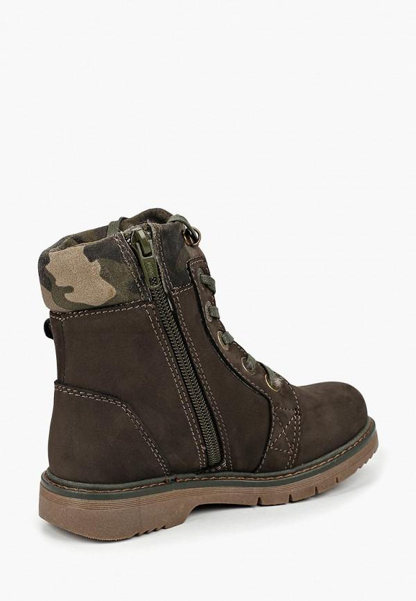 Ботинки для мальчика Котофей 552098-41 Фото 2