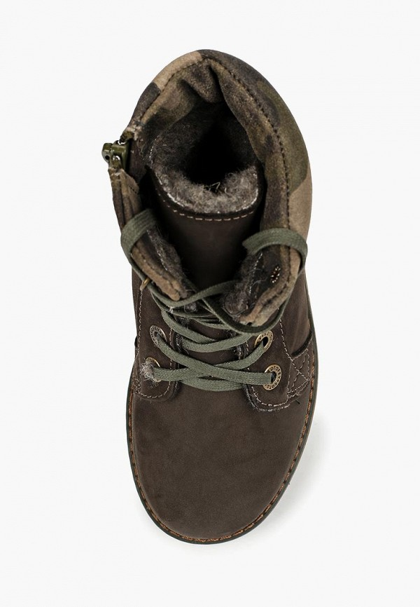 Ботинки для мальчика Котофей 552098-41 Фото 4